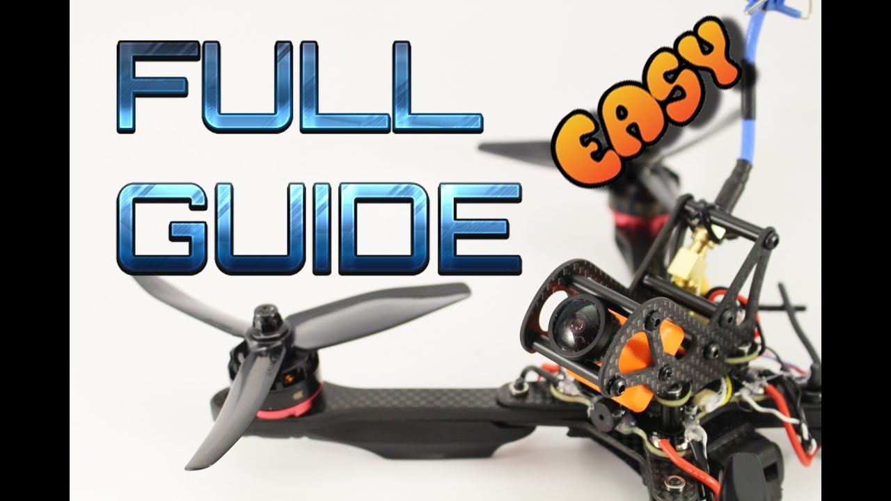 ImpulseRC Helix build guide. How to-EASY Step by…