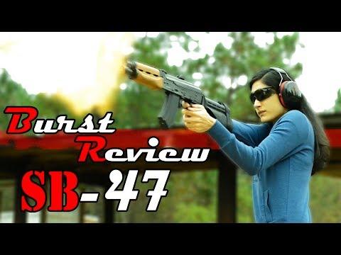 SB Tactical SB-47 AK Pistol Brace Review