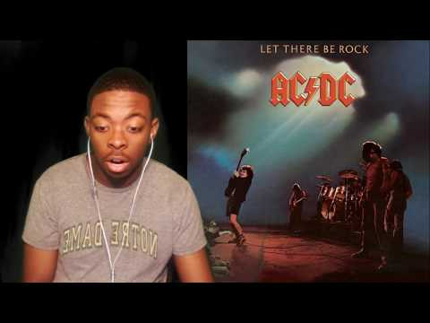 ACDC  Let There Be Rock Album Reaction (Repost)