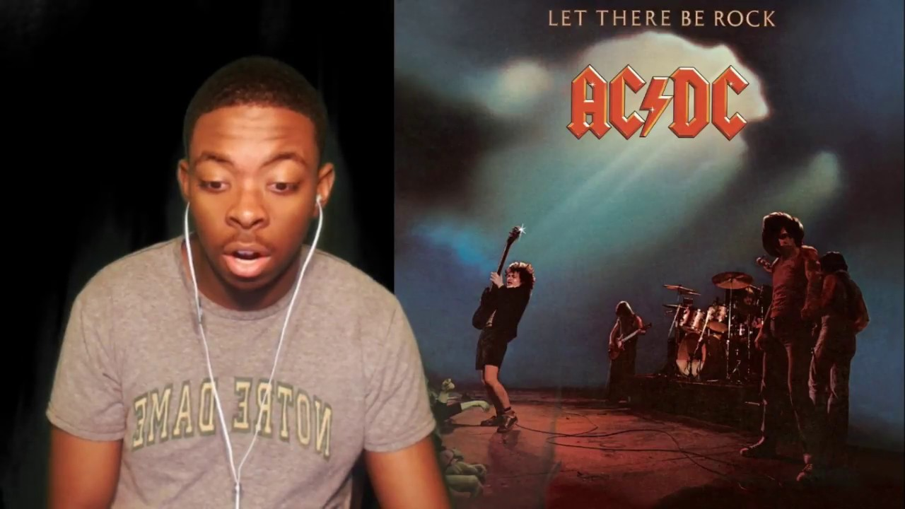 Acdc Let There Be Rock Album Reaction Repost