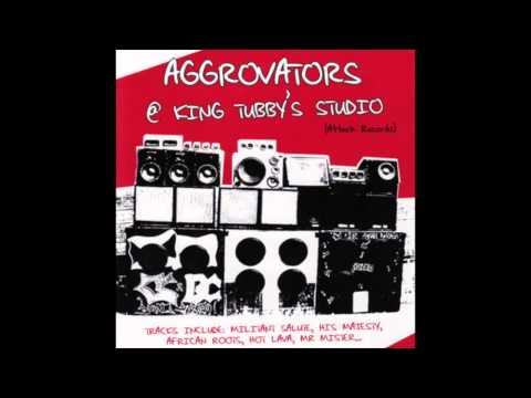 The Aggrovators At King Tubby's Studio (Full Album)