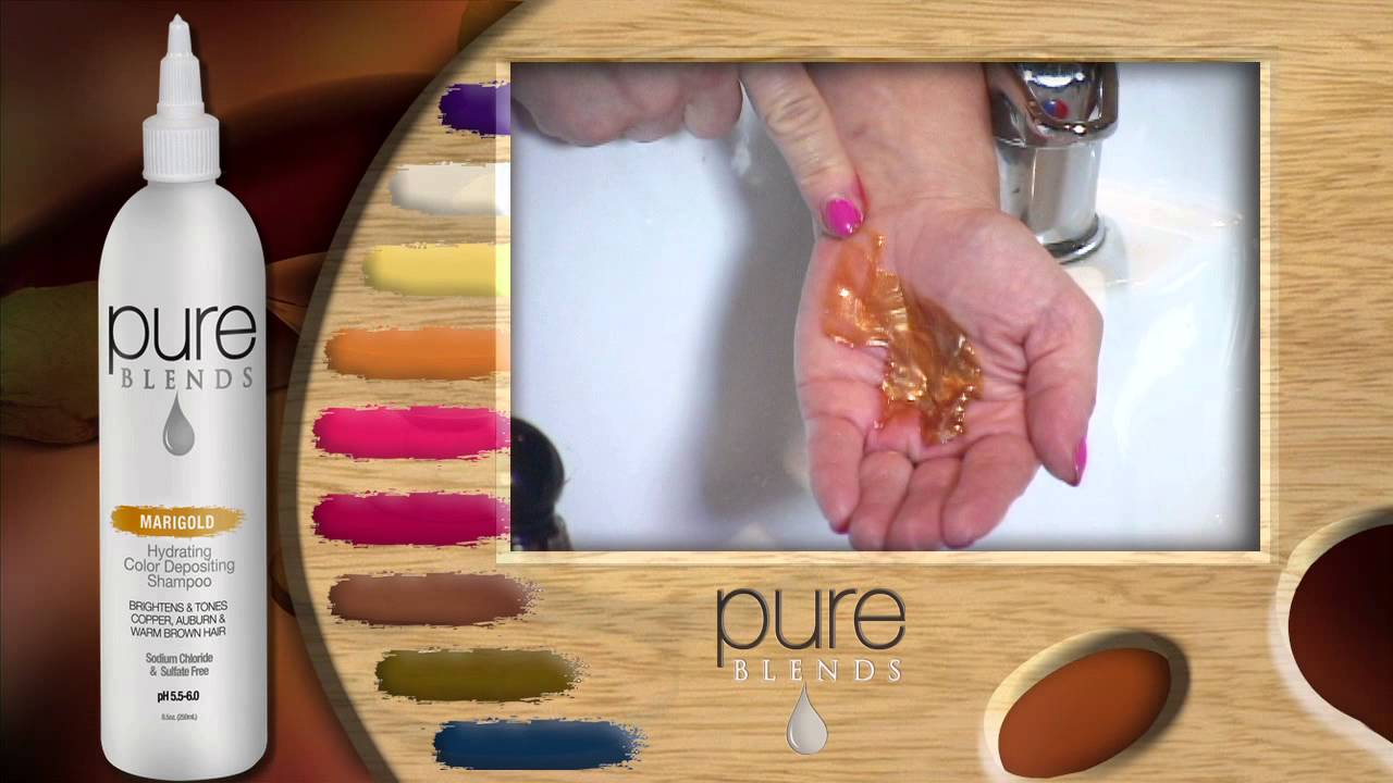 PURE BLENDS: Shade Selector