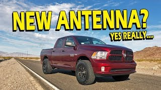 I Got A Stubby... Antenna! Replacing Your Truck Antenna