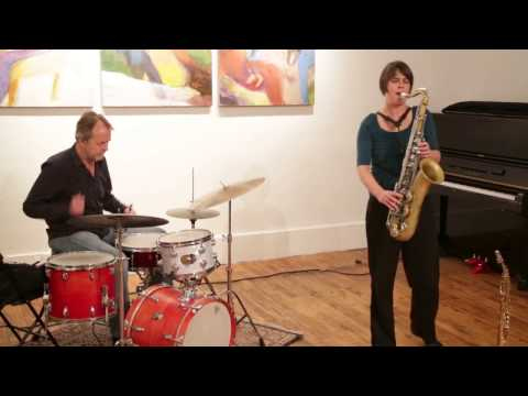Ingrid Laubrock & Tom Rainey - Not A Police State / Arts for Art - Jan 4 2017