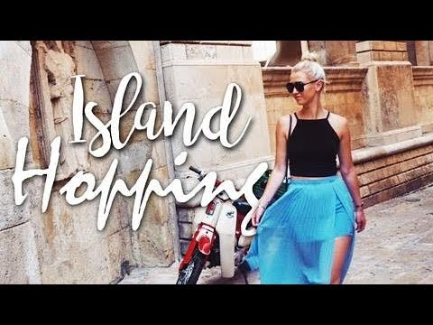 GREEK ISLAND HOPPING - CUNARD EXPERIENCE