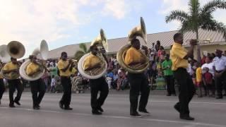 Legend Marching Band - Freeport, Bahamas