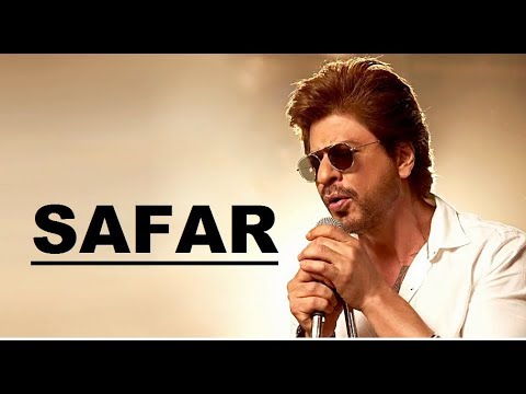 SAFAR | Arijit Singh | Jab Harry Met Sejal | Shah Rukh Khan | Anushka Sharma | Pritam |Lyrical Video