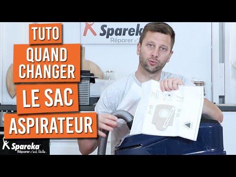 SAC ASPIRATEUR PAPIER X4 773K