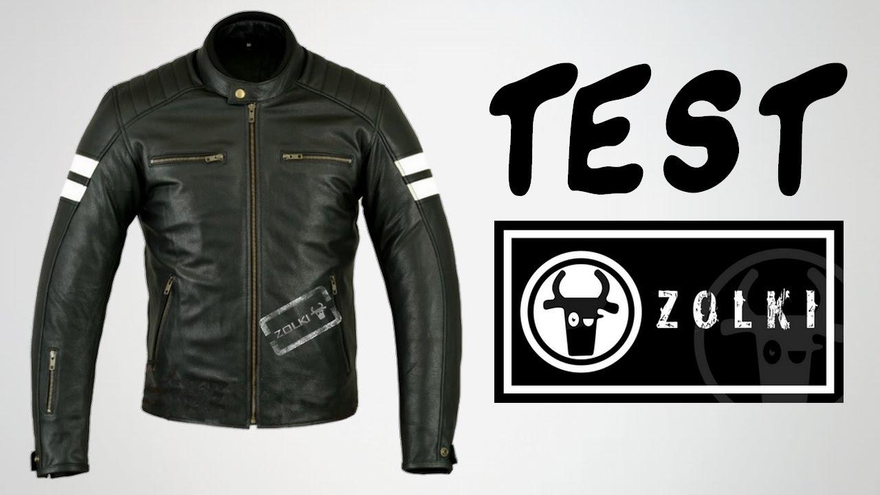 un blouson moto vintage en cuir pour 200 test zolki. Black Bedroom Furniture Sets. Home Design Ideas