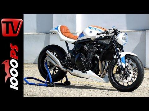 Suzuki Fat Mile Custombike   Infos über den Umbau