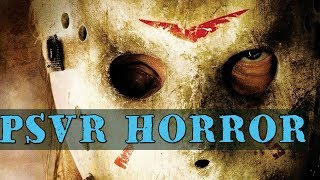 PSVR HORROR GAMES of 2019 & 2018 | playstation vr scary games