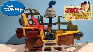 Jake And The Never Land Pirates: Submarine Bucky's Never Sea Adventure Fisher-price
