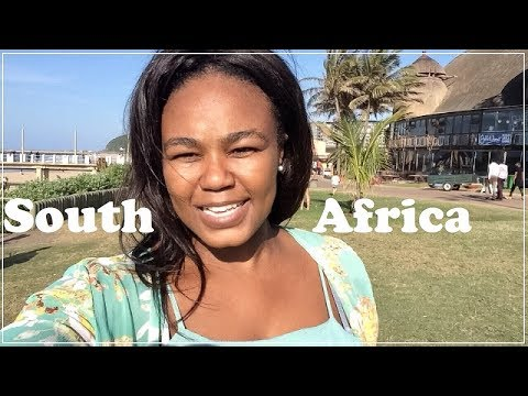 Our Trip to SOUTH AFRICA!