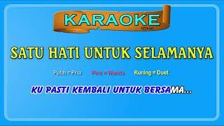 Satu Hati Untuk Selamanya Buat Cowok Karaoke Tanpa Vokal Pria Versi Gedruk Samboyoan