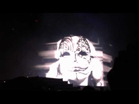 Madonna MDNA Justify My Love Interlude