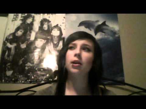 Cover of Broken- Seether ft. Amy Lee