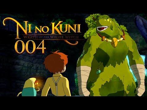 NI NO KUNI [004] 🌟 Der Wächter des Waldes