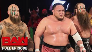 WWE Raw Full Episode, 01 July 2019