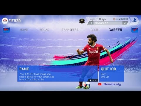 Game Android Offline FIFA 20 Mod V.1.0.2.3 Finished (fifa 14) Review - 동영상