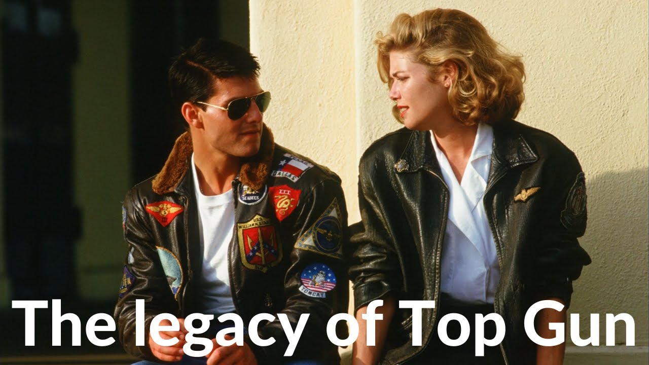 Download The legacy of Top Gun - Behind the Scenes - Top Gun 1986