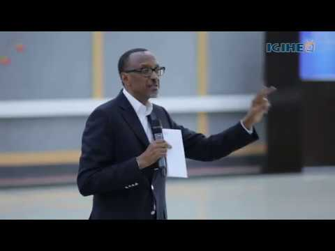 President Kagame closes the 15th National Retreat