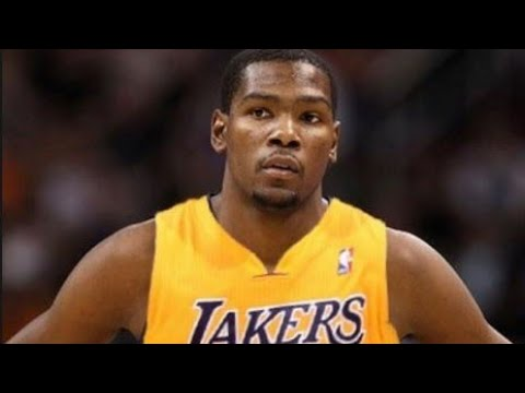 """Kevin Durant """"Confirms"""" That He Plans To Join LeBron In L.A.?!!!"""