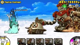 The Battle Cats: METAL SLUG DEFENCE COLLABORATION SPECIAL UNITS