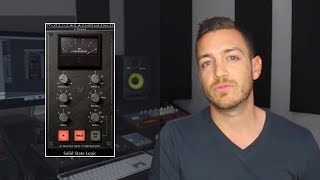 Parallel Compression on the Whole Mix – the 'Rear Buss' Technique