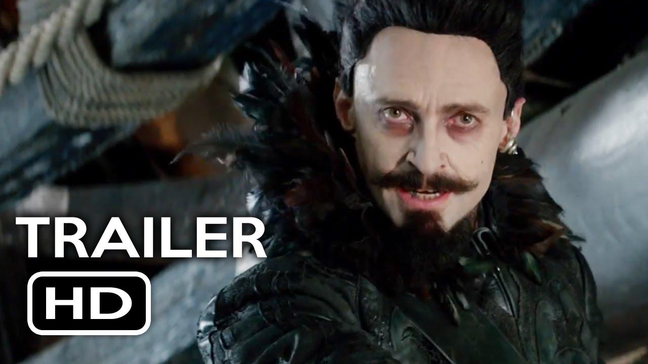 Download Pan Official Trailer #3 (2015) Hugh Jackman Fantasy Movie HD