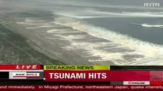 CNN Breaking News: Japan\'s Earthquake and Tsunami