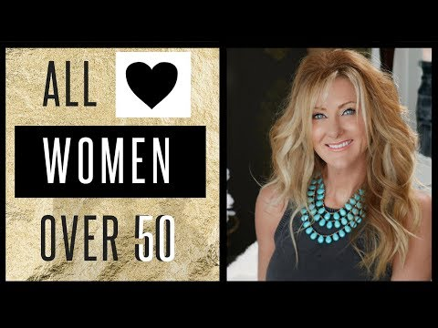 Amazing Women Over 50 | Become Part Of The Community | 2018 - fabulous50s