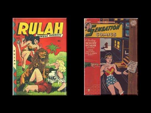 Comics Code Authority (CCA): SOTI Comics and the 1954 Code Criteria for Censoring Comic Books [ASMR]