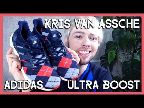 review Kris Van Assche x adidas Ultra Boost Collective