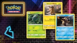 Opening 6x Pokemon TCG: Detective Pikachu Case File (3 Booster Pack Blisters)