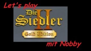 Let's play Die Siedler 2 #37 Gold - Veni vedi vici ( deutsch - german )