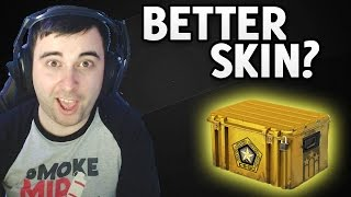 100 GAMMA CASES - WHO GETS THE BETTER SKIN? CSGO CASE OPENING streaming