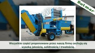 Owijarka opryskiwacz części do maszyn rolniczych Środa Wielkopolska Dutmar