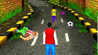 Street Chaser Game - Police Robbers Chase Game | Android/iOS Gameplay HD screenshot 1