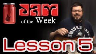 Jam of the Week:  Week 5 - Country Jam