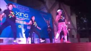 FitNATION Nepal 2016 || Zumba Dance Workout