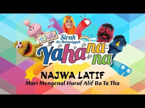 Najwa Latif - Mari Mengenal Huruf, Alif Ba Ta Tha | Stories For Kids | Kids Story | Kids Songs