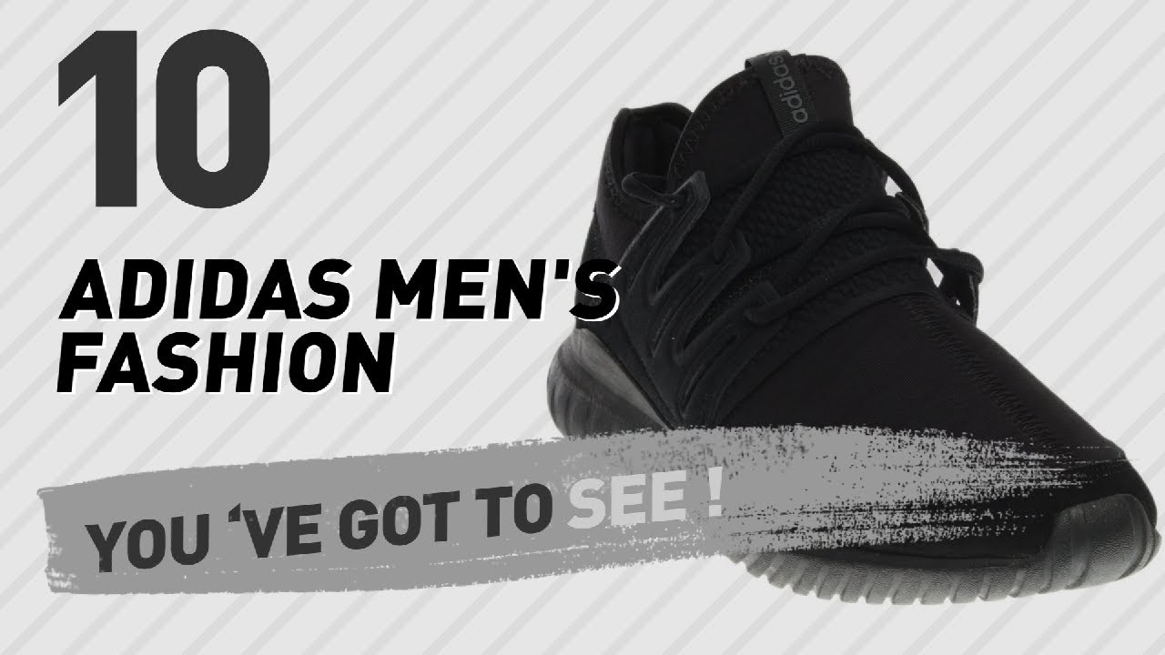 best service 5b49e 3720b Adidas Tubular Radial For Men    New And Popular 2017 - YouTube