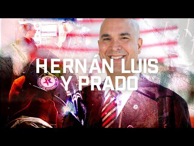 HERNÁN LUIS Y PRADO: Founder of Workshops for Warriors, Former Hospital Navy Corpsman