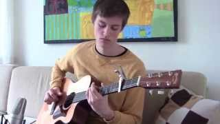 (Andy McKee) For My Father - Jacob Raagaard - Cover