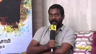 Vijay Vasanth's exclusive interview on Jigina