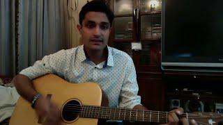 O Re Piya (Rahat fateh Ali Khan) Guitar Cover -  Aaja Nachle
