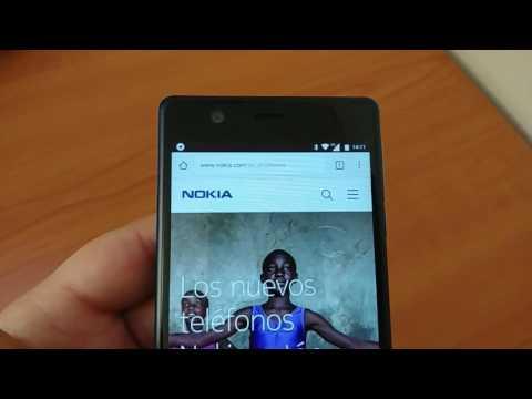 Demostración Nokia 3