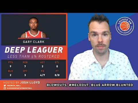 NBA FANTASY   Warriors Get Crushed, Spurs Lose Again, Friday DFS