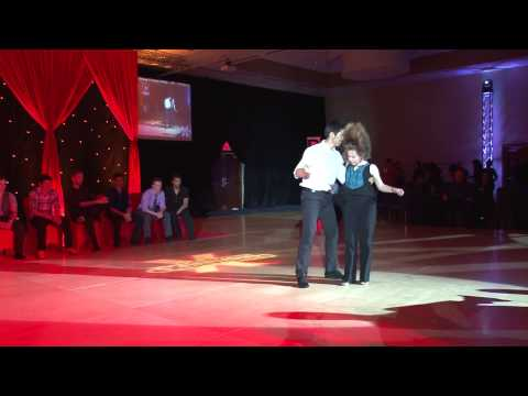 DCSX 2014 Advanced Jack & Jill   Richard Chung & Taylor Kirby