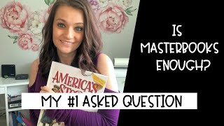 Is Master Books Enough? | Master Books Curriculum